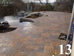 Stamped Concrete Patio Designs Pictures by 50 Best Outdoor Patio Images On Pinterest Outdoor Patios