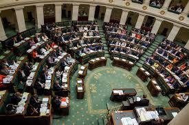 la chambre des prestations de serment à la chambre des représentants olivier