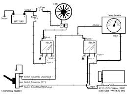 captivating electric fan connection diagram photos wiring