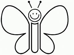 butterfly coloring pictures printable kids u2013 divacypress