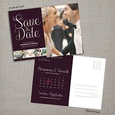 save the date calendar save the date calendar postcard by pallabip graphicriver