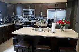 kitchen paint colors with dark cabinets u2014 smith design kitchen