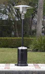 amazon com fire sense commercial patio heater stainless steel