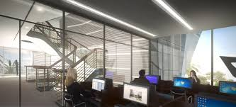 Natural Light Gallery Of O2a U0027s Proposed Tel Aviv University Building Controls