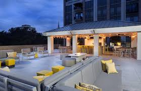 rooftop terrace bar picture of the desoto tripadvisor