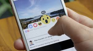 reactions not everything in life is likable u2013 facebook design
