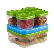 rubbermaid lunchbox sandwich kit food storage