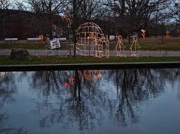 nay aug park christmas lights scranton daily photo more christmas lights at nay aug park