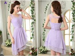 light purple bridesmaid dresses short new light purple short chiffon bridesmaid dresses lf220 ella