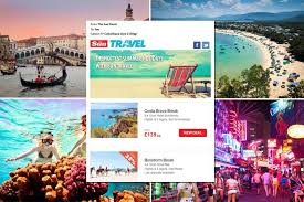get our free travel deals email packed with the best