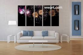5 piece black city crackers night wall decor living room artwork 5 piece canvas wall art city pictures city large pictures