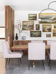 dining room makeover pictures a modern and organic dining room makeover emily henderson