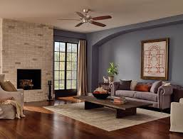 Ceiling Fan In Living Room by Canfield Xl 60