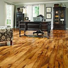 Laminate Flooring With Underpad Attached Shop Pergo Max 5 24 In W X 47 24 In L Mill Creek Walnut Laminate