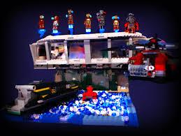 iron man malibu house lego ideas expanded iron man mansion