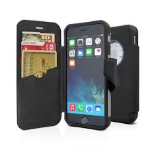 mountable protective folio iphone 6 case with hands free driving