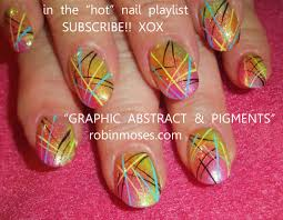 using eyeshadow on your nails nail art with eyeshadow pink zebra