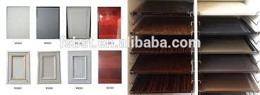 germany display kitchen cabinet designs pvc edging strip kitchen