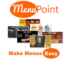 menu board templates for powerpoint