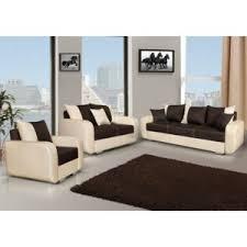 ensemble canap et fauteuil meublesline ensemble canapés 3 2 1 calypso design avec fauteuil