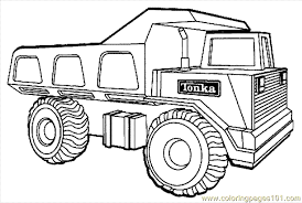 coloring pages stunning truck coloring sheet printable dump