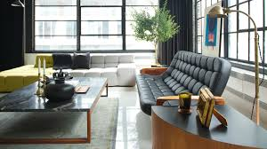 interior design u2014 a high contrast montreal loft youtube