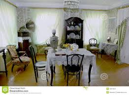 russian old house interior editorial photography image 26570947