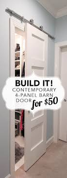 beautiful new hallway decor hallway runner barn doors and barn modern barn doors an easy solution to awkward entries