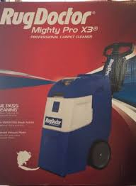 Rug Doctor Floor Attachment Rug Doctor Mighty Pro X3 Carpet Cleaner Ebay