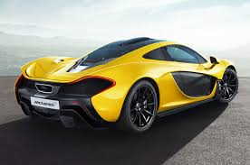 mclaren p1 side view could mclaren be preparing a honda powered 911 fighter