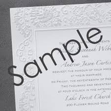 wedding invitations adelaide embossed lace wedding invitations