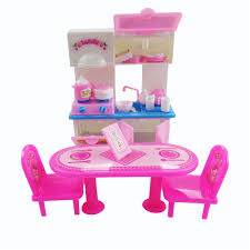 barbie dining room lovely aliexpress com buy 20 pcs set dolls dining table kitchen of