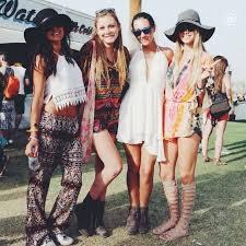 hippie style summer music festival chics boho hippie style 2018