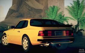 rally porsche 944 porsche 944 turbo coupe 1985 for gta san andreas