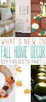 Home Decor Diy Projects by What U0027s New In Fall Home Decor Diy Projects Part 1 The Cottage Market