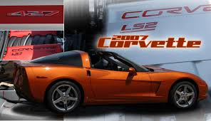 atomic orange corvette convertible for sale 2007 c 6 corvette atomic orange couldn t believe the difference