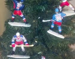 stanley cup hockey nhl ornament cake topper