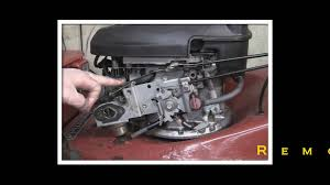 honda petrol lawnmower repair manual dvd youtube