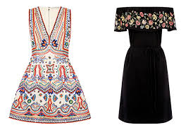 summer dresses eleven summer dresses to take you through the season wwd