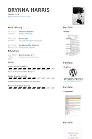 Hostess Resume Example by Waitress Hostess Cv örneği Visualcv özgeçmiş örnekleri Veritabanı