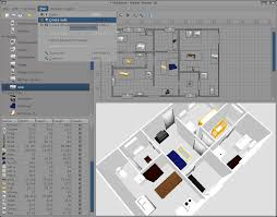 3d Home Design Software Free Download For Win7 by Sweet Home 3d Simple Interior Design Linux Com The Source For