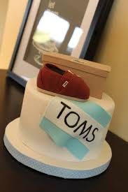 Flag Toms Toms Shoes Cake U0026 Cupcakes Just The Frosting