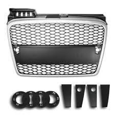 audi rs4 grill grilles for audi rs4 ebay
