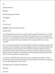 polite resignation letter how to make a polite resignation letter