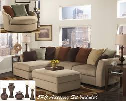 Oversized Swivel Accent Chair Oversized Round Swivel Chairs For Living Room Blackwillowmink