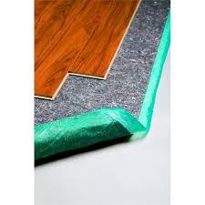 qep 110 x 850cm laminate and floating floor felt underlay
