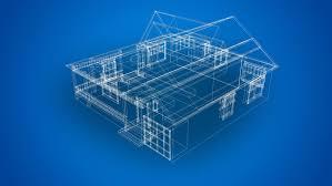 house blueprints house blueprints stock footage 487078
