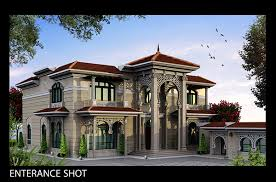 Home Design Qatar Villa Khaled