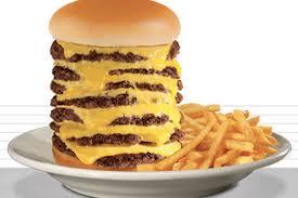 steak n shake rolls out seven patty steakburger eater