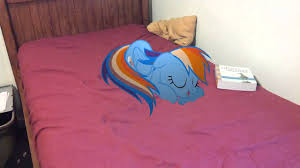 my little pony in real life rainbow dash napping youtube
